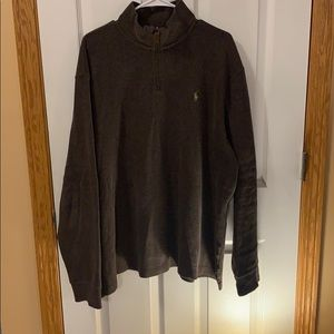 Polo by Ralph Lauren 1/4 zip pullover- XXL